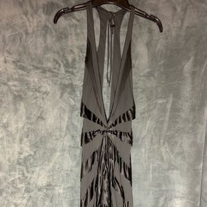 NWT Victoria's Secret Black SILK Gown Size Medium